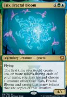 Commander 2021: Esix, Fractal Bloom (Foil)