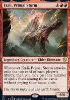 Commander 2021: Etali, Primal Storm