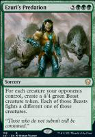 Commander 2021: Ezuri's Predation