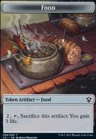 Commander 2021: Food Token // Pest Token