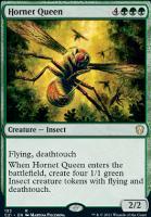 Commander 2021: Hornet Queen