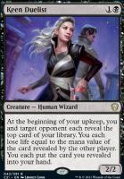 Commander 2021: Keen Duelist