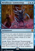 Commander 2021: Metallurgic Summonings