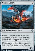 Commander 2021: Meteor Golem