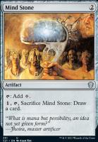 Commander 2021: Mind Stone