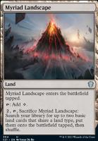 Commander 2021: Myriad Landscape