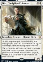 Commander 2021: Nils, Discipline Enforcer