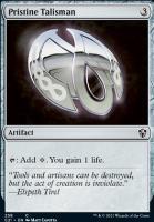 Commander 2021: Pristine Talisman