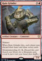 Commander 2021: Ruin Grinder