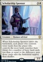 Commander 2021: Scholarship Sponsor