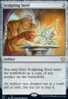 Commander 2021: Sculpting Steel