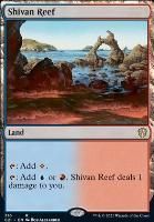 Commander 2021: Shivan Reef