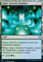 Commander 2021: Simic Growth Chamber