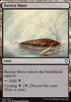 Commander Anthology Vol. II: Barren Moor