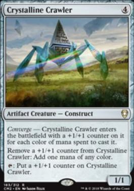 Commander Anthology Vol. II: Crystalline Crawler