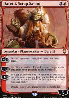 Commander Anthology Vol. II: Daretti, Scrap Savant (Foil)
