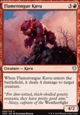 Commander Anthology Vol. II: Flametongue Kavu