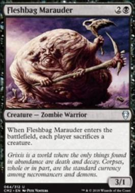 Commander Anthology Vol. II: Fleshbag Marauder