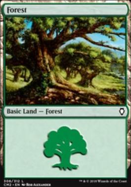 Commander Anthology Vol. II: Forest (306 A)