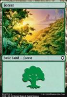 Commander Anthology Vol. II: Forest (308 C)