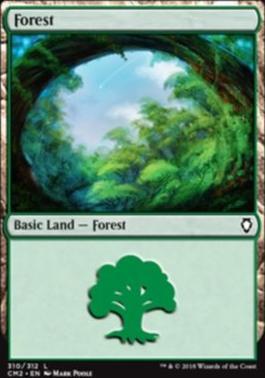 Commander Anthology Vol. II: Forest (310 E)
