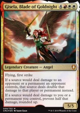 Commander Anthology Vol. II: Gisela, Blade of Goldnight (Foil)