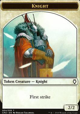 Commander Anthology Vol. II: Knight Token