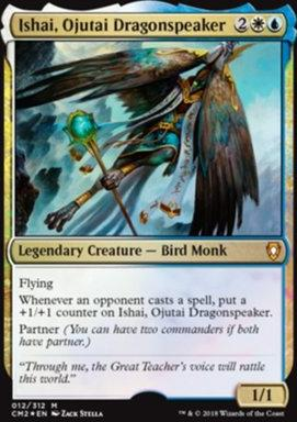 Commander Anthology Vol. II: Ishai, Ojutai Dragonspeaker (Foil)