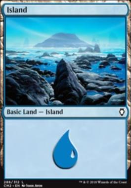 Commander Anthology Vol. II: Island (288 C)