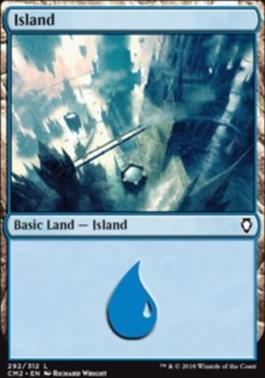 Commander Anthology Vol. II: Island (292 G)