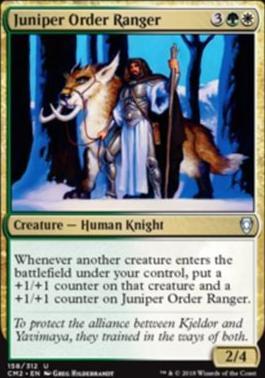 Commander Anthology Vol. II: Juniper Order Ranger