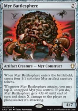Commander Anthology Vol. II: Myr Battlesphere