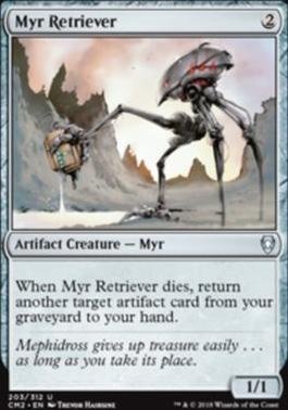 Commander Anthology Vol. II: Myr Retriever