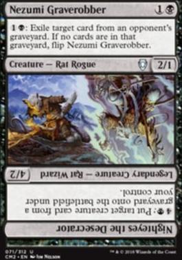 Commander Anthology Vol. II: Nezumi Graverobber