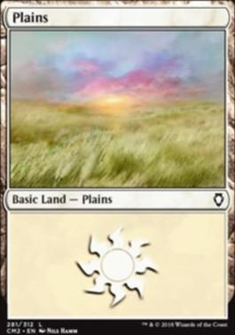 Commander Anthology Vol. II: Plains (281 C)