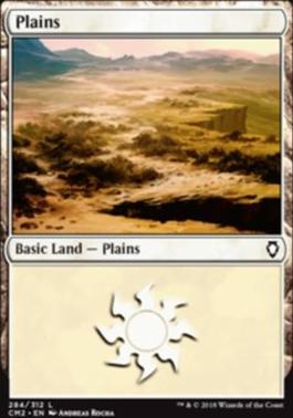 Commander Anthology Vol. II: Plains (284 F)