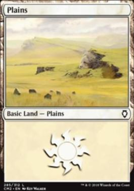 Commander Anthology Vol. II: Plains (285 G)