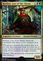 Commander Anthology Vol. II: Reyhan, Last of the Abzan (Foil)