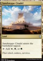 Commander Anthology Vol. II: Sandsteppe Citadel