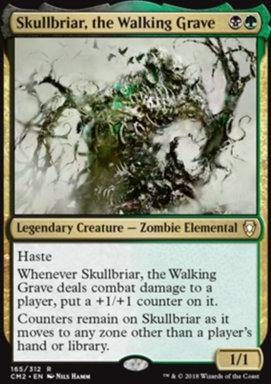 Commander Anthology Vol. II: Skullbriar, the Walking Grave