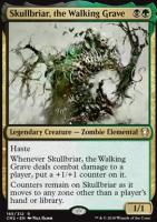 Commander Anthology Vol. II: Skullbriar, the Walking Grave