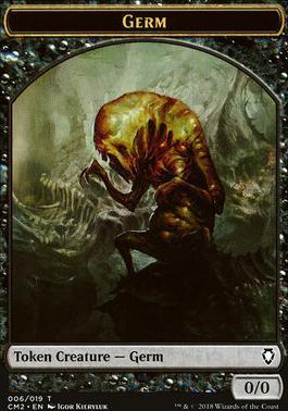 Commander Anthology Vol. II: Germ Token