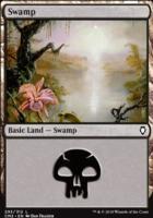 Commander Anthology Vol. II: Swamp (293 A)