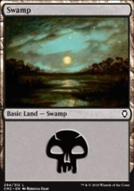 Commander Anthology Vol. II: Swamp (294 B)