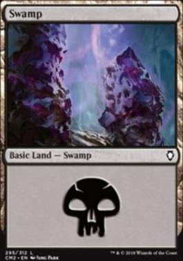 Commander Anthology Vol. II: Swamp (295 C)