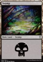 Commander Anthology Vol. II: Swamp (296 D)