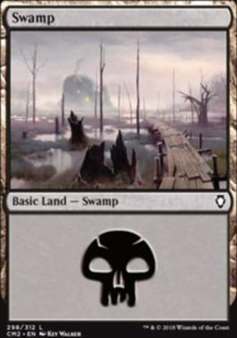 Commander Anthology Vol. II: Swamp (298 F)