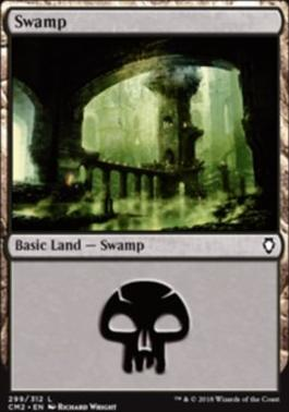 Commander Anthology Vol. II: Swamp (299 G)