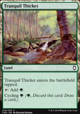 Commander Anthology Vol. II: Tranquil Thicket