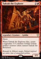 Commander Anthology Vol. II: Tuktuk the Explorer